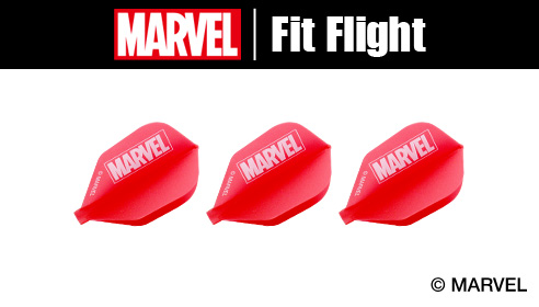 MARVEL Fit Flight<RED>