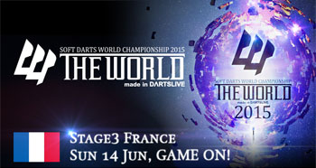 THE WORLD STAGE 2 Saturday, June 13, 2015