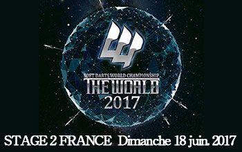THE WORLD STAGE 2 Dimanche 18 juin 2017