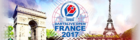 about DARTSLIVE OPEN