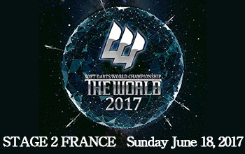 THE WORLD STAGE 2 Sunday June 18, 2017