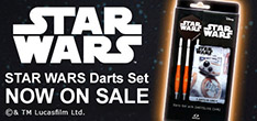 STAR WARS Darts Set / BB-8