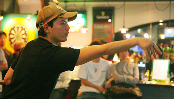 DARTSLIVE JAPAN TOURNAMENT' 06-07 写真
