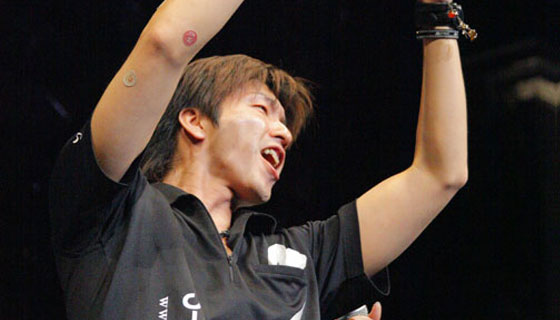 SOFT DARTS JAPAN TOURNAMENT 2008 写真