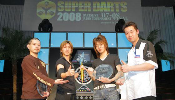 SUPER DARTS 2008 写真