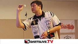 KOREA 2016 STAGE 4の決勝戦を配信!【DARTSLIVE.TV】