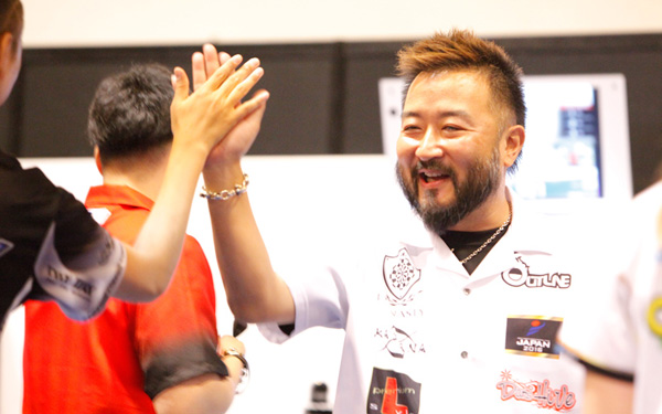 STORY OF DARTSLIVE OFFICIAL PLAYER ~安食賢一~