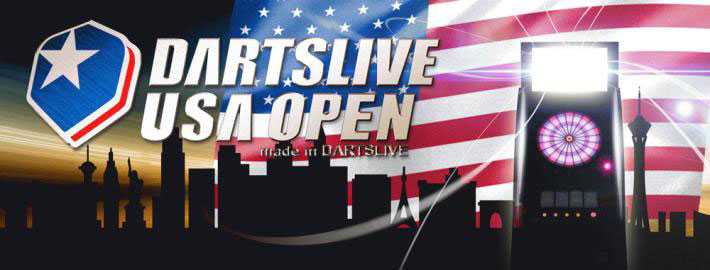 DARTSLIVE USA OPEN