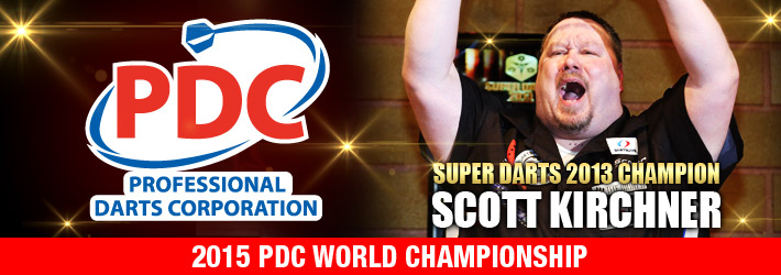 Invited player to PDC 2015 decided!