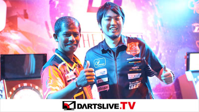 THE WORLD 2015 STAGE 5決勝戦を配信!【DARTSLIVE.TV】