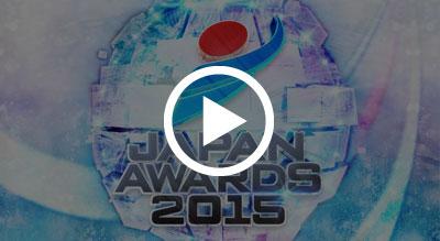 JAPAN AWARDS 2015