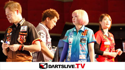 [決勝ハイライト]JAPAN AWARDS 2015 EXTRA STAGE【DARTSLIVE.TV】