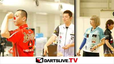 [決勝ハイライト]JAPAN 2016 STAGE 2【DARTSLIVE.TV】