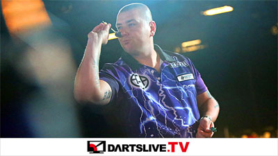 THE WORLD 2016 STAGE 1決勝戦を配信!【DARTSLIVE.TV】