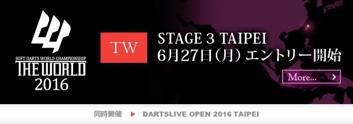 THE WORLD 2016 STAGE 3