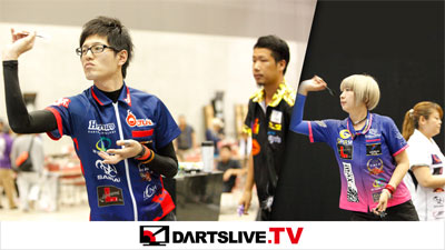 [決勝ハイライト]JAPAN 2016 STAGE 3【DARTSLIVE.TV】