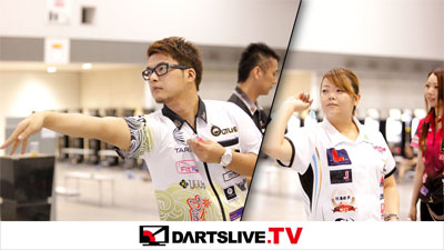 [決勝ハイライト]JAPAN 2016 STAGE 4【DARTSLIVE.TV】