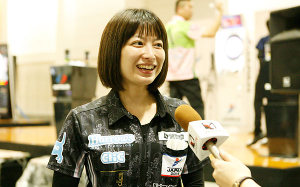 STORY OF DARTSLIVE OFFICIAL PLAYER ~星野理絵~