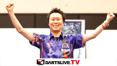[決勝ハイライト]JAPAN 2016 STAGE 5【DARTSLIVE.TV】
