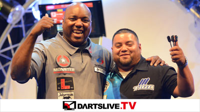 THE WORLD 2016 STAGE 2決勝戦を配信!【DARTSLIVE.TV】