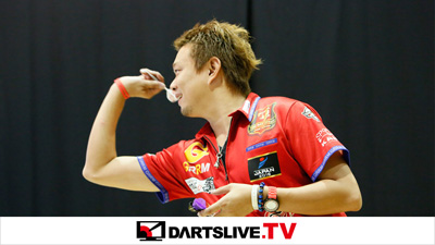 [決勝ハイライト]JAPAN 2016 STAGE 6【DARTSLIVE.TV】