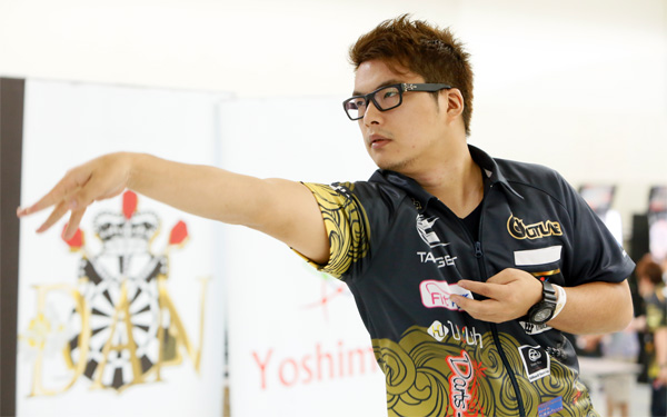 STORY OF DARTSLIVE OFFICIAL PLAYER ~野毛駿平~