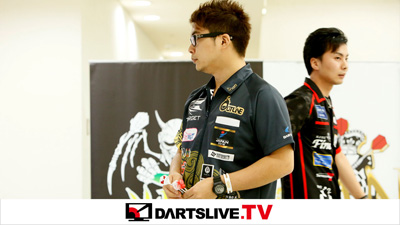 [決勝ハイライト]JAPAN 2016 STAGE 7【DARTSLIVE.TV】