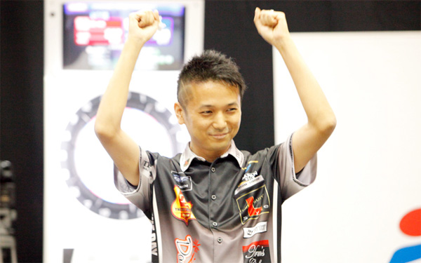 STORY OF DARTSLIVE OFFICIAL PLAYER ~勝見翔~