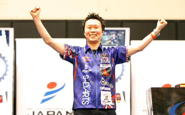 STORY OF DARTSLIVE OFFICIAL PLAYER ~村松治樹~