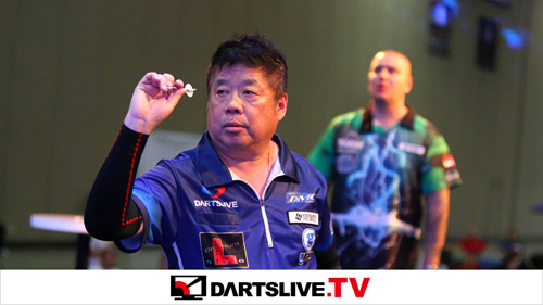 THE WORLD 2016 STAGE 4決勝戦を配信!【DARTSLIVE.TV】