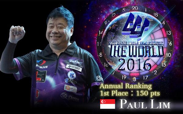 「THE WORLD 2016」 年間ランキング決定!