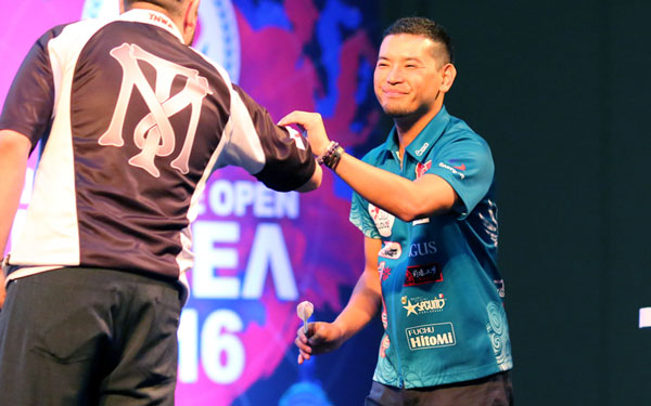 STORY OF DARTSLIVE OFFICIAL PLAYER ~江口祐司~