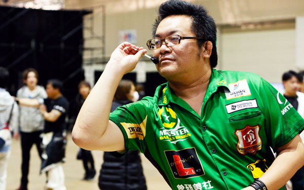 STORY OF DARTSLIVE OFFICIAL PLAYER ~橋本守容~