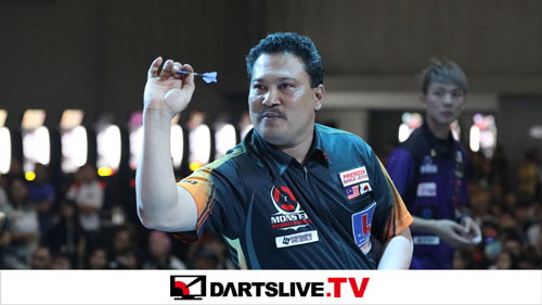 THE WORLD 2016 STAGE 5決勝戦を配信!【DARTSLIVE.TV】