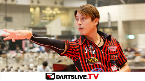 [決勝ハイライト]JAPAN 2016 STAGE 13【DARTSLIVE.TV】