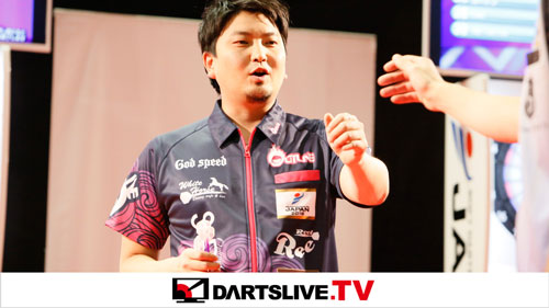 [決勝ハイライト]JAPAN 2016 STAGE 15【DARTSLIVE.TV】