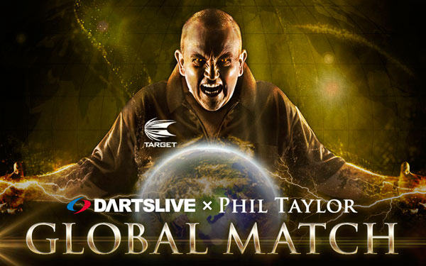 GLOBAL MATCH with Phil Taylor
