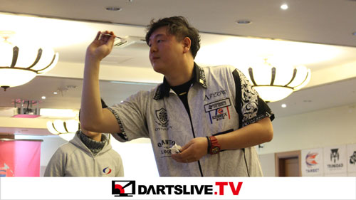 KOREA 2016 STAGE 5の決勝戦を配信!【DARTSLIVE.TV】
