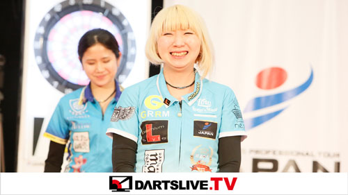 [決勝ハイライト]JAPAN 2016 STAGE 17【DARTSLIVE.TV】