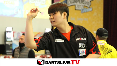 KOREA 2016 FINAL STAGEの決勝戦を配信!【DARTSLIVE.TV】