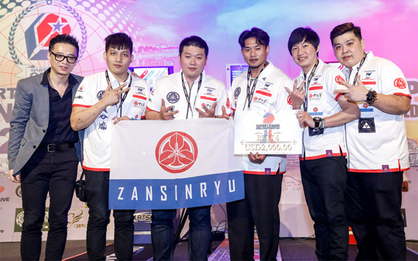 SUPER LEAGUE WORLD CHAMPIONSHIP 2017 BEST 4 Taiwan