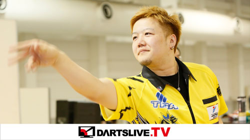 [決勝ハイライト]JAPAN 2017 STAGE 1【DARTSLIVE.TV】