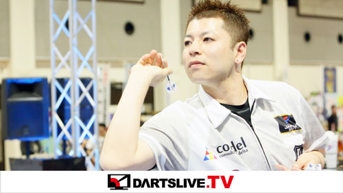 [決勝ハイライト]JAPAN 2017 STAGE 3【DARTSLIVE.TV】