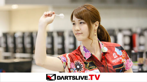 [決勝ハイライト]JAPAN 2017 STAGE 4【DARTSLIVE.TV】