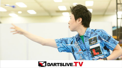[決勝ハイライト]JAPAN 2017 STAGE 5【DARTSLIVE.TV】