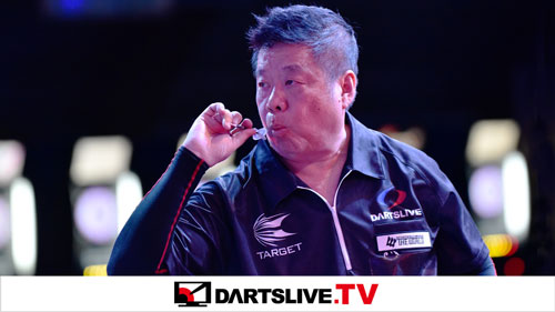 THE WORLD 2017 STAGE 2決勝戦を配信!【DARTSLIVE.TV】