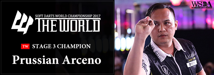 THE WORLD 2017 STAGE 3