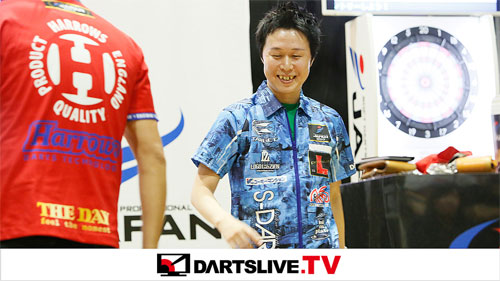 [決勝ハイライト]JAPAN 2017 STAGE 7【DARTSLIVE.TV】