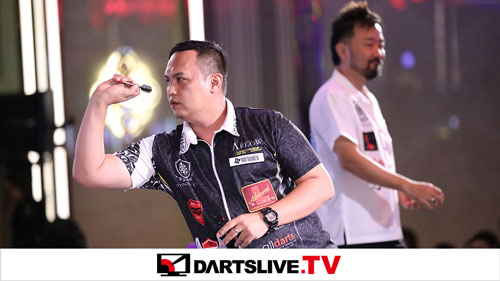 THE WORLD 2017 STAGE 3決勝戦を配信!【DARTSLIVE.TV】
