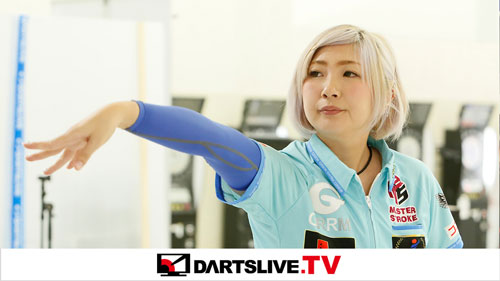 [決勝ハイライト]JAPAN 2017 STAGE 8【DARTSLIVE.TV】